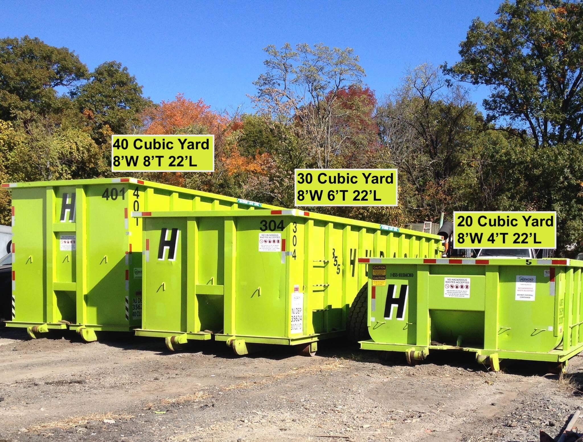 Dumpster Sizes-Scottsdale Dumpster Rental & Junk Removal Services-We Offer Residential and Commercial Dumpster Removal Services, Portable Toilet Services, Dumpster Rentals, Bulk Trash, Demolition Removal, Junk Hauling, Rubbish Removal, Waste Containers, Debris Removal, 20 & 30 Yard Container Rentals, and much more!